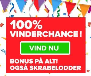 Eovendo - 100 % vinderchance